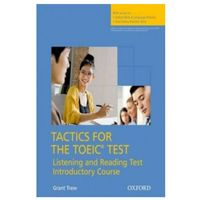 Pamiętniki, dzienniki, listy, Tactics for TOEIC Listen & Read Introductory Course Pack