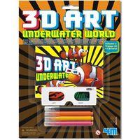 Pozostałe zabawki, Stwórz podwodny świat 3D
