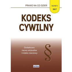 Kodeks cywilny 2017 - Literat (opr. miękka)