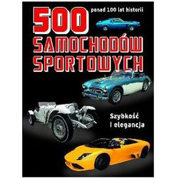 500 samochodów sportowych (opr. twarda)