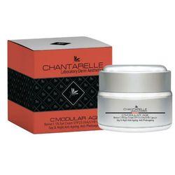 Chantarelle C'MODULAR AGE REVIVE C 5% EYE CREAM SPF15 UVA/UVB CAPSOULE DAY & NIGHT Odmładzająco-rozjaśniający krem z witaminą C 5% pod oczy i na powieki (CD0606)