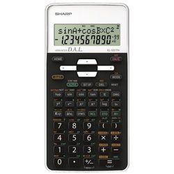 Kalkulator SHARP EL-531TH Biały