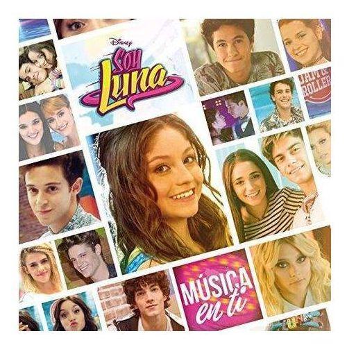 Pozostała muzyka rozrywkowa, Soy Luna 2 (OST) (Polska cena)