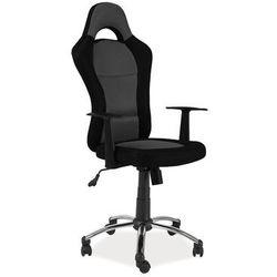 Fotel obrotowy SIGNAL Q-039 czarny