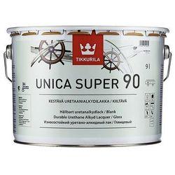 TIKKURILA UNICA SUPER [90]- uretanowy, połysk lakier do drewna, 9 l ()