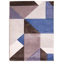 Dywan VEGAS brązowo-niebieski 200 x 280 cm 2020-02-12T00:00/2020-03-02T23:59