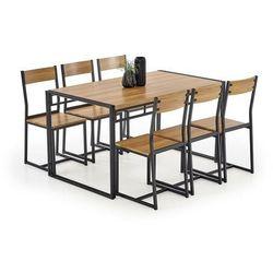 Zestaw Stół Bolivar + 6 krzeseł