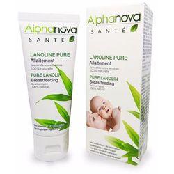 - ALPHANOVA - Lanolina do pielęgnacji brodawek, dla kobiet karmiących (także do prania wełny)