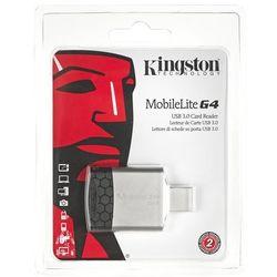 Czytnik kart Kingston FCR-MLG4- natychmiastowa wysyłka, ponad 4000 punktów odbioru!