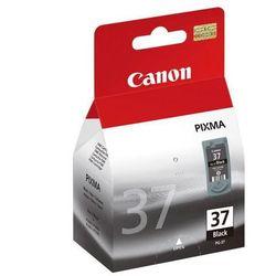 Canon Tusz PG-37 Czarny PG-37 DARMOWA DOSTAWA DO 400 SALONÓW !!