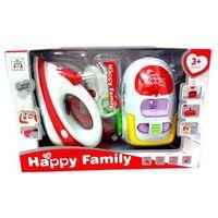 Odkurzacze dla dzieci, Zestaw AGD Żelazko i Odkurzacz światło dźwięk
