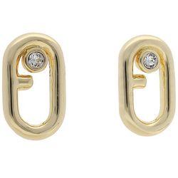 Kolczyk FURLA - Pearl WJ00002-ON0000-OR000-1-007-20-CN-UNI Color Oro