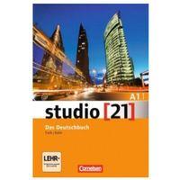 Książki do nauki języka, Studio [21] - Grundstufe - A1: Teilband 1. Tl.1 (Książka) (opr. miękka)