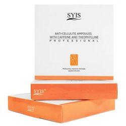 SYIS ANTICELLULITE AMPOULES WITH CAFFEINE AND THEOPHYLLINE Ampułki antycellulitowe z kofeiną i teofiliną (3 x 10 ml)
