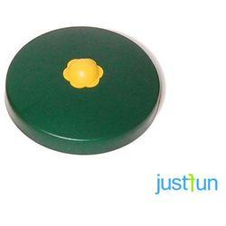 Plastikowa nakładka na belkę okrągłą ø 100 mm - zielony