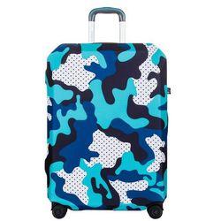 BG Berlin pokrowiec na dużą walizkę / rozmiar L / Camo Funky - Camo Funky