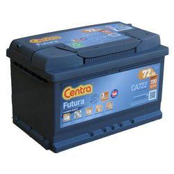 Akumulator Centra FUTURA 12V 72Ah/720A niski