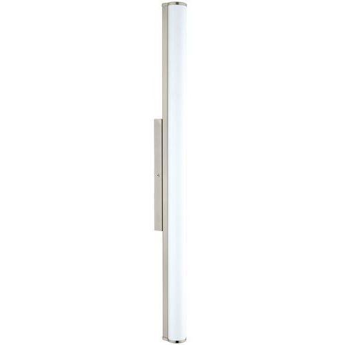 Lampy ścienne, Kinkiet Eglo Calnova 94717 lampa oprawa ścienna 1x24W LED IP44 biała/satyna