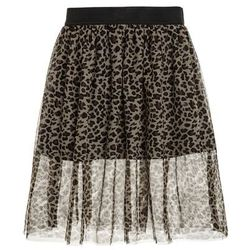 Name it NITREO LONG SKIRT Spódnica trapezowa black