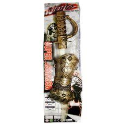Zabawka SWEDE Miecz z ochraniaczami G844