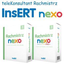Abonament na teleKonsultant Rachmistrz nexo/nexo PRO