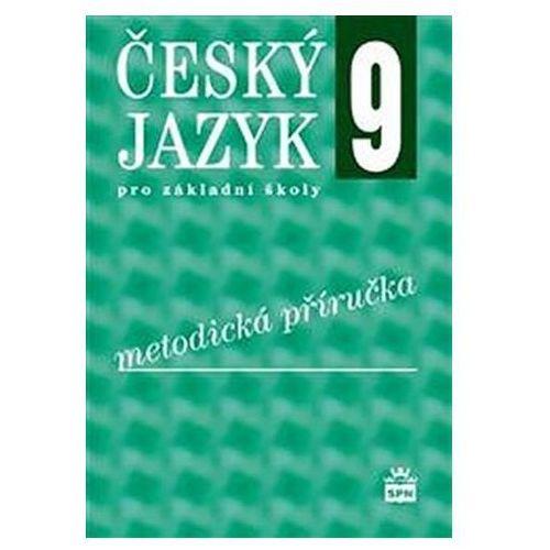 Pozostałe książki, Český jazyk 9 pro základní školy Metodika