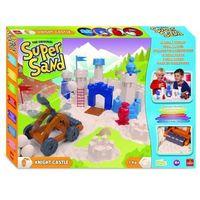 Pozostałe artykuły plastyczne, Super Sand - Zamek rycerski -.