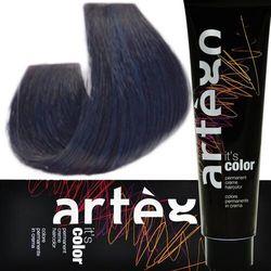 Artego it's color farba w kremie 150ml cała paleta kolorów 1b - 1b niebieska czerń