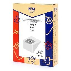 Worki do odkurzacza K&M A24
