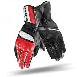Rękawice Shima STX Czerwone