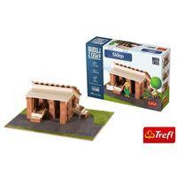 Pozostałe zabawki edukacyjne, Trefl Buduj z cegły Sklep Brick Trick M