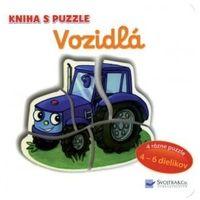 Puzzle, Vozidlá puzzle Brüggemann, Vera
