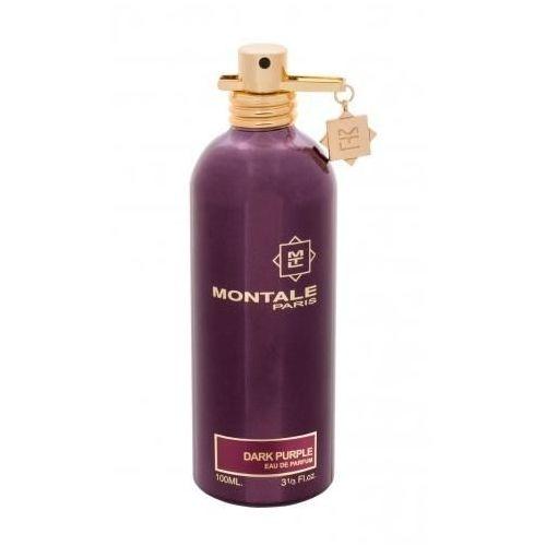 Testery zapachów dla kobiet, Montale Paris Dark Purple woda perfumowana 100 ml tester dla kobiet
