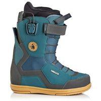 Buty do snowboardu, buty snowboardowe DEELUXE - ID 6.3 Lara CF petrol (1058) rozmiar: 40.5