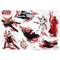Naklejki na ściany, Naklejki na ścianę STAR WARS The Last Jedi 14727h