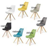 Krzesła, Krzesło HALMAR K201, Kolory - styl skandynawski. Napisz i negocjuj cenę!