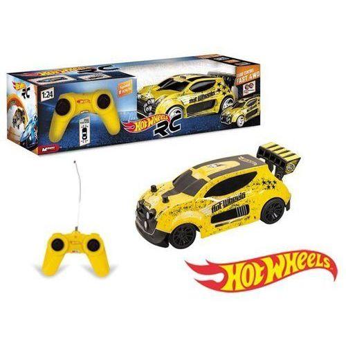 Pozostałe zabawki, Hot Wheels Fast 4WD R/C, różne rodzaje