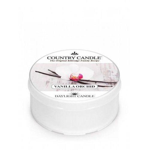 Pozostała aromaterapia, Country Candle - Vanilla Orchid - Daylight (35g)