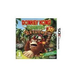 Donkey Kong Country Returns (Selects) 3DS