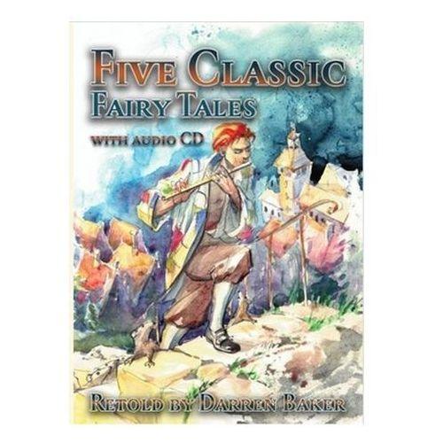 Pozostałe książki, Five Classic Fairy Tales