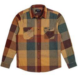 koszula BRIXTON - Bowery L/S Flannel Rust/Copper (RSCOP) rozmiar: XL
