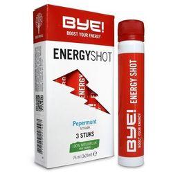 Wzmacniacz energii BYE Energy Shot - 3 x 25 ml + GRATIS