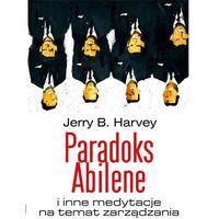 Książki o biznesie i ekonomii, Paradoks Abilene i inne medytacje na temat zarządzania (opr. miękka)