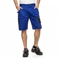 Kombinezony i spodnie robocze, Krótkie spodenki HELIOS AVACORE w kolorze niebiesko-czarnym