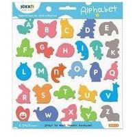Notesy, Notes samoprzylepny do nauki alfabetu