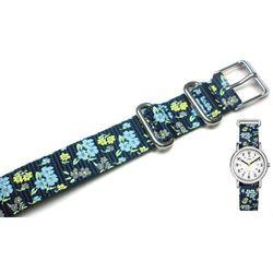 Pasek do zegarka Timex T2P370 P2P370 16 mm Materiał
