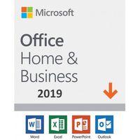 Programy biurowe i narzędziowe, Microsoft Office Home & Business 2019 ESD PL WIN