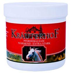 Krauterhof Maść końska silnie rozgrzewająca 250ml