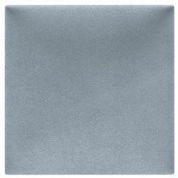 Panel ścienny tapicerowany Stegu Mollis kwadrat 30 x 30 cm jasnoniebieski
