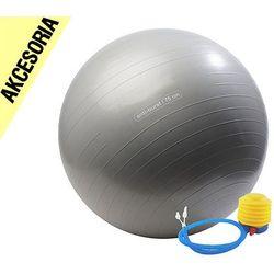 Piłka gimnastyczna do ćwiczeń fitness + pompka Bushido Kelton AKCESORIA